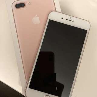 iPhone 7 Plus 128GB(9成新)