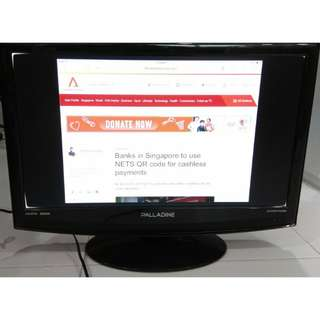 "24"" inch TV with HDMI input"