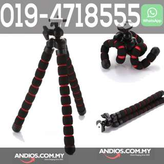 In-Stock✔Portable Spider Gorilla Octopus Flexible Camera Tripod Mini Stand