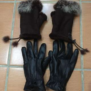 Winter Gloves Set