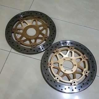 Arashi disc brake