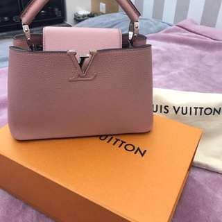 LV Capucines BB Bag