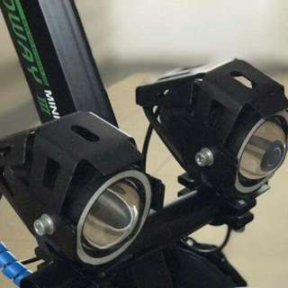 Angel eye LED headlamp 125W 12V-80V