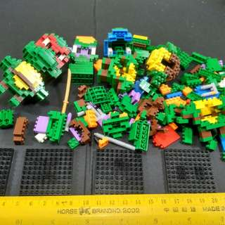 Mini bricks 200 g