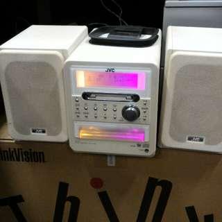 JVC UX Q1 MD minidisc Hi Fi MDLP
