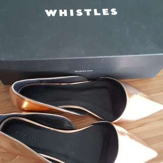 Authentic Whistle Flat shoes