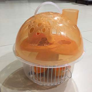 Hamster Carrier Cage