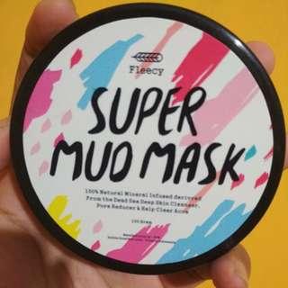 Fleecy super mud mask