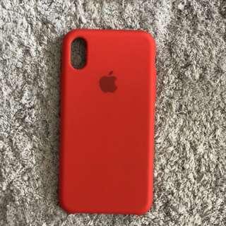 iPhone X original apple case