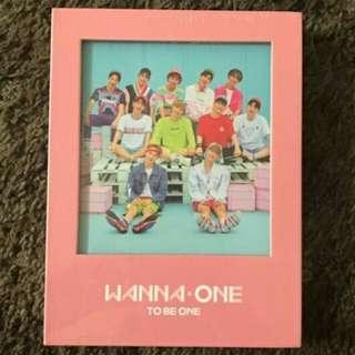 Wanna One Pink Ver. Album
