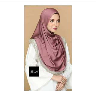 Citra Tudung - Instant - Slip In And Twist