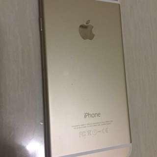 iPhone6s 32GB GOLD