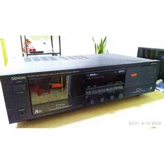 Denon DRW-750 cassette deck
