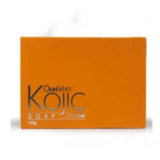Omni White Kojic Soap Packing   Box: 1 Soap   Soap: 135 g