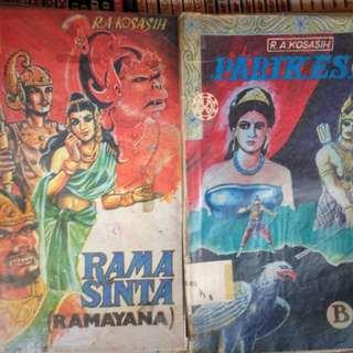 Ramashinta, Parikesit