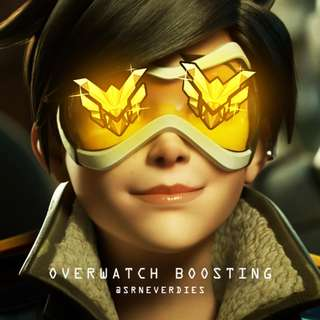 Overwatch Boosting Legit