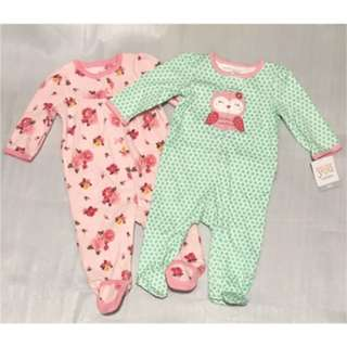 New! Carter's 6 months BB 2-piece set BB套裝 size 6 months 👶🏻👧🏻