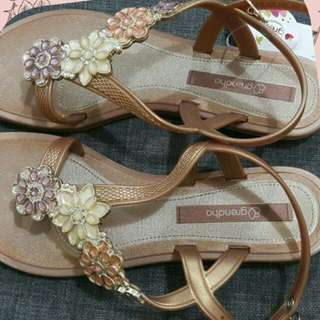 SALE Grendha Sandals Slippers Slip On Doll Shoes Flats