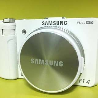 二手 Samsung EX2F 美顏相機