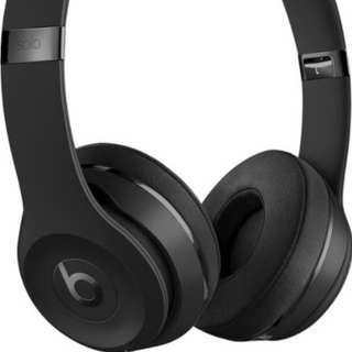 Beats Solo 3 Wireless Special Edition Matte Black