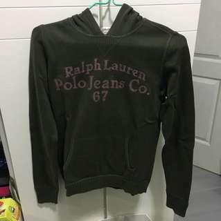 Polo Ralph 薄hoodie