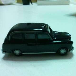 London Black Taxi/Cab (Oxford Diecast)