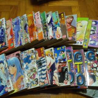 GTO (1-25) : Used Manga
