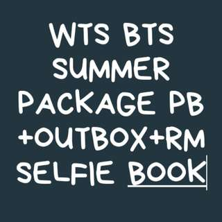 BTS SUMMER PACKAGE 2017