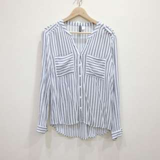 DIVIDED by HnM - Stripes Shirt