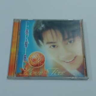 孫耀威 cd愛火90%new