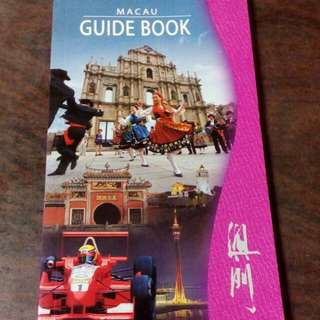 Macau Guide Book 2007