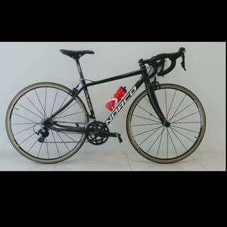 Norco Road bike small 50tt 48st 105 gs aksium wheelset