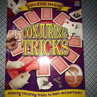 amazing magic- conjuring tricks