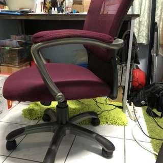 特力屋 短背 電腦椅 網椅