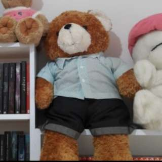 Boneka teddy beary ori besar