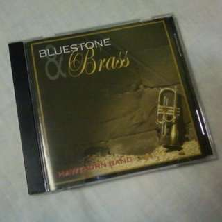 BLUESTONE and BRASS Hawthorn Band CD Brand New