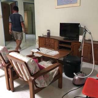 4 Room flat for Rental
