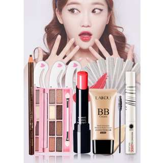 P.O.#62 - Korean Basic Makeup Gift Set