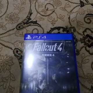 Used PS4 Fallout 4