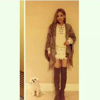 少女時代泰妍同款毛衣