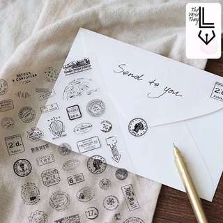 Vintage Things / Stamps