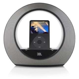 JBL radial micro iPod/iPhone4s遙控音響底座 全新有盒 100%new