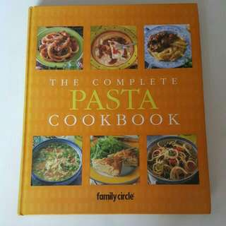 FREE NM📚Brand New The Complete Pasta Cookbook (Hard Cover)