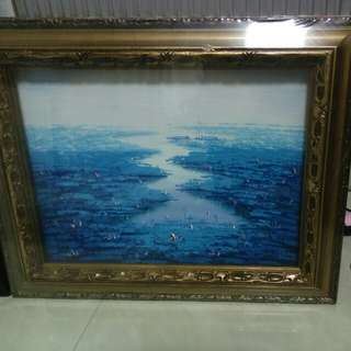 油畫(價格還可以談)