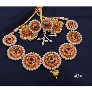 Nayantara Choker Set is back