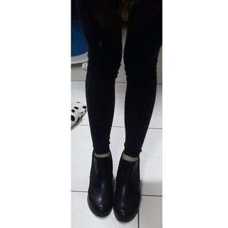 內增高短靴