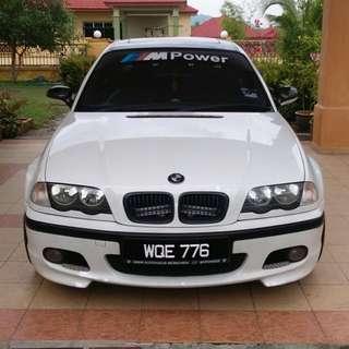 BMW E46 1.9 Msport original 01/07
