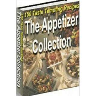 The Appetizer Collection eBook