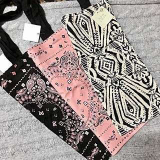 Canvas bag by New Look