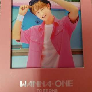 UNSEALED Wanna One Debut Album (Bae JinYoung)